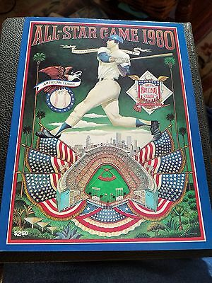 1980 All-Star Game Program