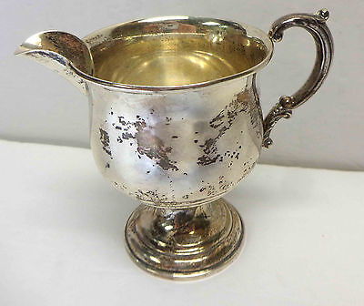 "Empire Sterling Silver 3-1/2"" Creamer!"