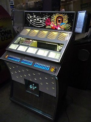 Jukebox 1962 Seeburg Ds160 Juke Box