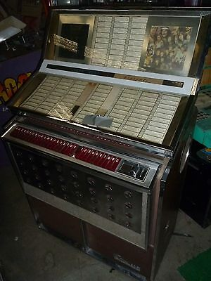 Jukebox 1964 Ami Jbm 200 Tropicana Juke Box # 1