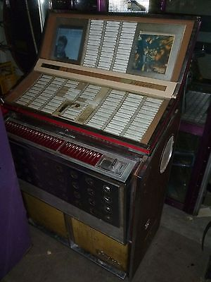 Jukebox 1964 Ami Jbm 200 Tropicana Juke Box # 2