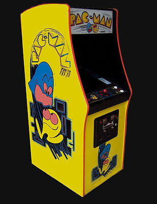Pacman / Ms Pacman Arcade Video Game-Refurbished