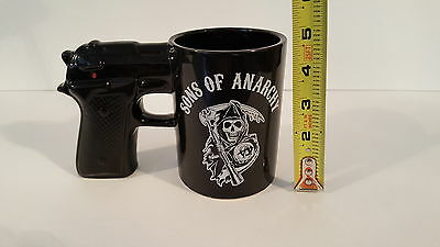 """S.O.A """"Sons Of Anarchy"""" Road gear Prospect  Mug. - New - No chips."""