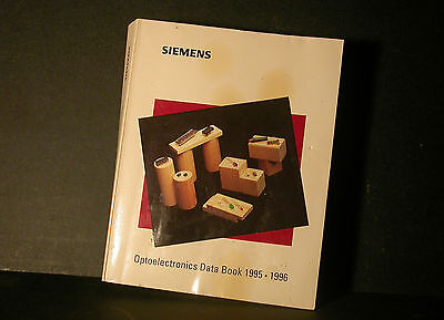Siemens Optoelectronics Data book Databook 1995 1996