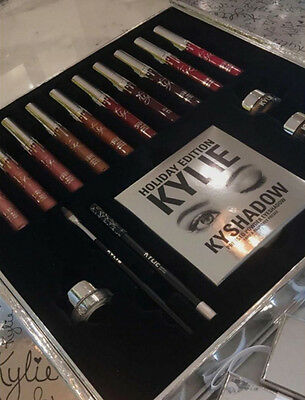 HOT LIMITED EDITION Kylie Cosmetics HOLIDAY BOX Kylie Jenner's Holiday Edition.