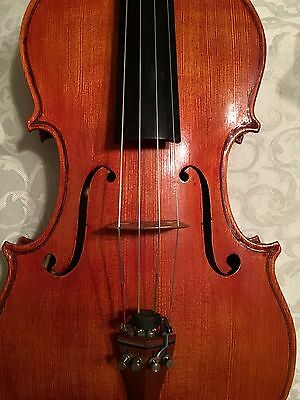 SALE  - Excellent English Viola (1985) by maker Thompson, 41cm