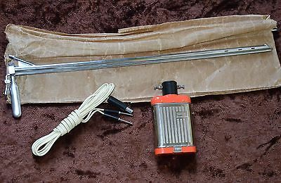 WW2  BRONCHOSCOPE by CHIRON & RARE medical type PERTRIX 603 torch WH FELDLAZARET