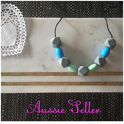 Nursing Sensory Teething Necklace