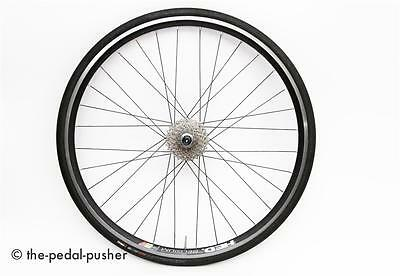HED Belgium CycleOps Power Tap SLC+ Rear Clincher Road Wheel-PowerTap ANT+ Hub