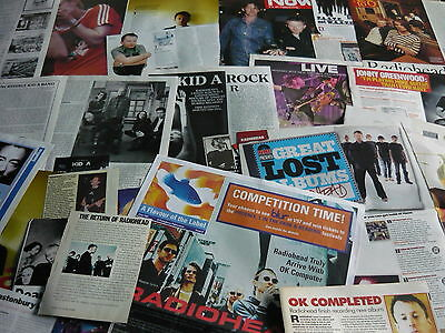 Radiohead - Cuttings/clippings Collection (Ref Xx)