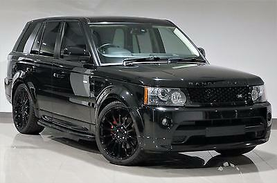 2009/59 Land Rover Range Rover Sport 3.0TD V6 HSE - 2012 AUTOBIOGRAPHY STYLING