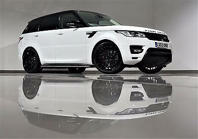 2013 / 63 Land Rover Range Rover Sport 3.0SD V6 HSE - AUTOBIOGRAPHY SVR STYLING