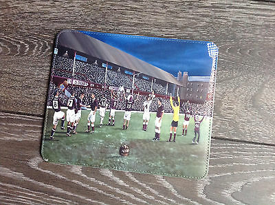Heart of Midlothian 'Old Lady' Mouse Mat size