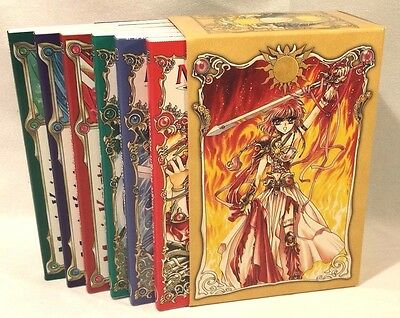 Coffret Collector Magic Knight Rayearth - Série Manga Complète intégrale
