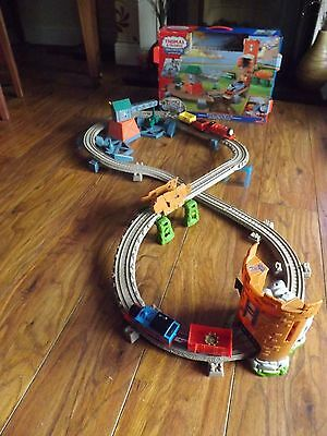 Thomas and friends Track Master Castle Quest MOTORISED TRAINS