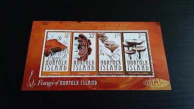 Norfolk Island 2010 Sg Ms1099A Bejing 2010 Stamp And Coin Exn Mnh