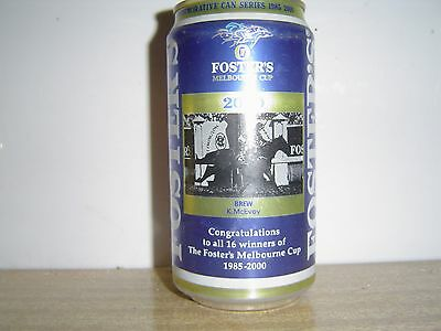 Lot 26 Empty Fosters Can