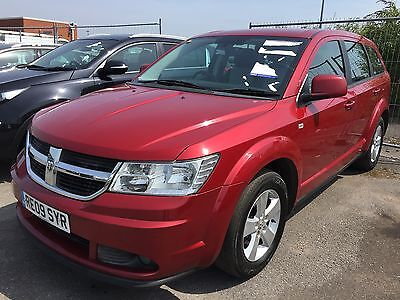 09 Dodge Journey 2.0 Crd Se 7 Seats, Totally Stunning Example, Aircon, Alloys