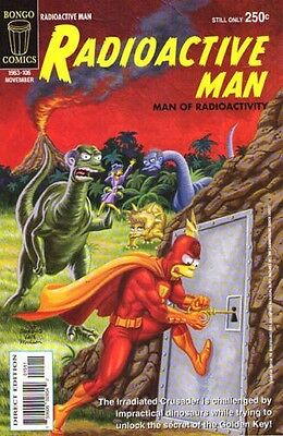 Simpsons Comics Radioactive Man # 106 Fine (F) Bongo Comics