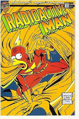 Simpsons Comics Radioactive Man # 1000 Fine (F) Bongo Comics