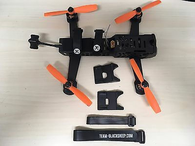 TBS Vendetta FPV Quadcopter Racing Drone - Bind and Fly