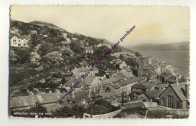 tp1194 - Aberdovey from the west , Merionethshire , Wales - postcard