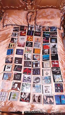 Depeche Mode Collection of 64pcs CDs/DVDs
