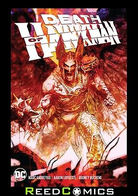 DEATH OF HAWKMAN GRAPHIC NOVEL New Paperback Collects HAWKMAN (2016) #1-6