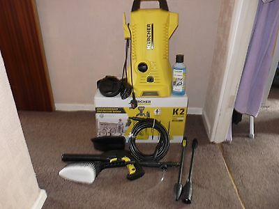 Karcher K2 Full Control Multiple Surface Wash Cleaning Car Pressure Washer
