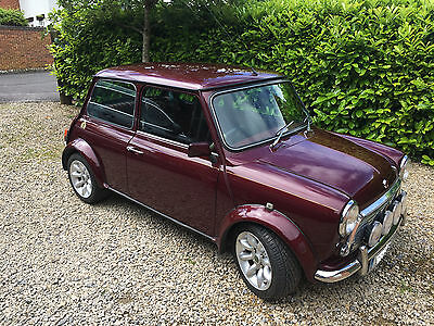 Low Mileage Classic Mini 40