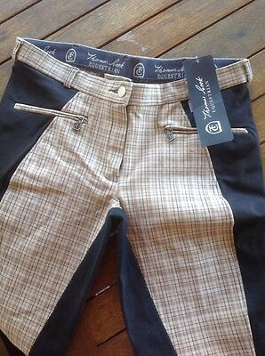 Thomas Cook Ladies Breeches Jodhpurs Size 16