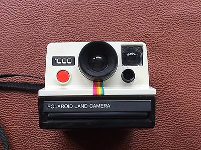 Vintage Polaroid 1000 Land Camera with Box - Unused