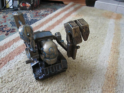 Robot Wars MR PSYCHO rare pullback friction toy .. 1998 BBC