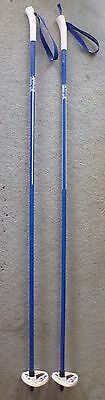 Cross country ski stocks / poles 135cm Trak (ACT pickup)