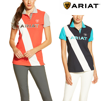 Ariat Taryn Ladies Polo Shirt **SALE** **FREE UK Shipping**
