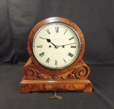 Circa 1860 Barraud & Lund Mantle Clock