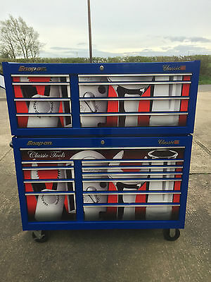Snap on classic 78 Tool Box Roll Cab