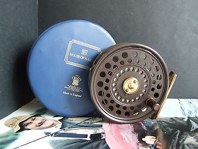 Hardy Golden Pricess Fly Reel