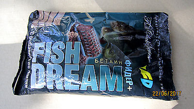 "Groundbait for Fish Carp Сrucian Bream Fishing Bait ""FishDream""  'Feeder+'"