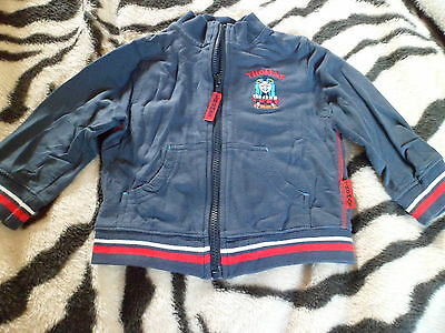 Baby Boys Zip Up Jacket, Nwot, Age 12-18 Months, Mothercare