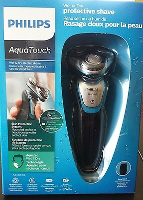 Philips AquaTouch S5400/08 Wet & Dry Electric Shaver