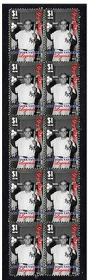 New York Yankees Legends Baseball Stamps, Yogi Berra