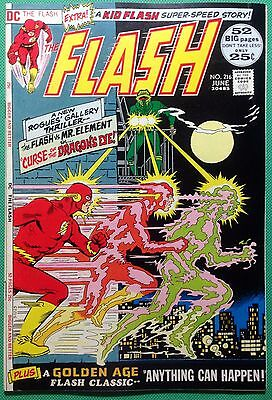 Flash (1959) #216 VF- (7.5) 52 Page Giant