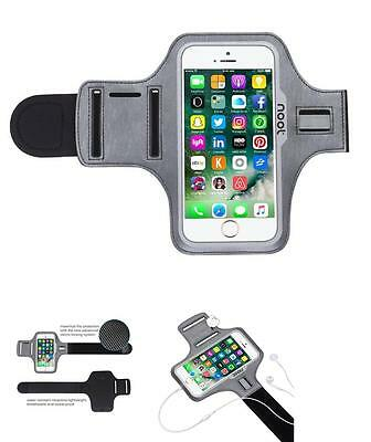 For iPhone 7 / Plus Sport Running Arm Band Pouch Holder Case Jogging Gym Workout