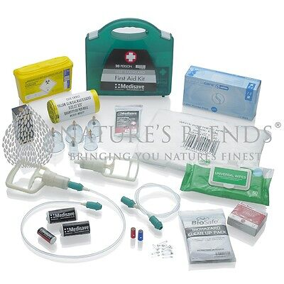 CUPPING/HIJAMA - CUPPING THERAPY STARTER KIT 250 Mixed Hijama/cupping Cups