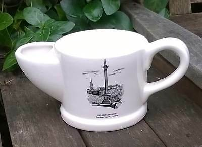 Vintage Shaving Mug By Wade, Nelson's Column Picure, Excellent Condition