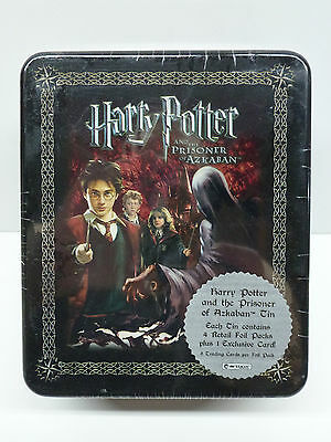 Harry Potter Prisoner of Azkaban TCG Collector Tin #2 New, Sealed