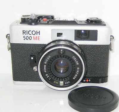 Ricoh 500 Me 500Me Serviced  100%  Funzionante Fully Working