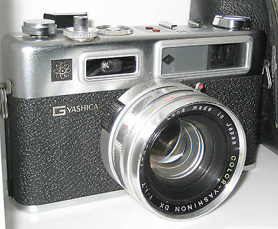 Yashica Electro 35 Electro35 Gs Perfetta Serviced 100% Funzionante Fully Working