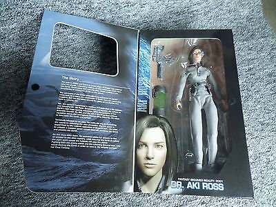 """Final Fantasy - AKI ROSS - 12"""" Action Figure Doll MIB (The Spirits Within)"""